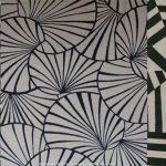 tissu-ameublement-noir-blanc